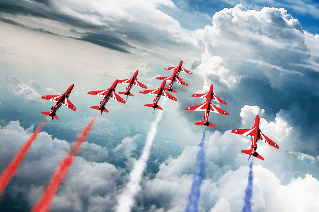 James Biggadike | Red Arrows Loop