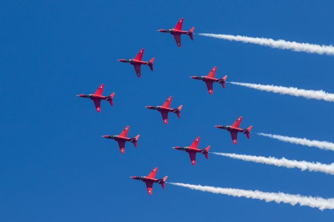 James Biggadike | The Red Arrows