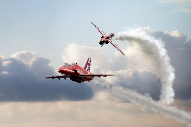James Biggadike | Red Arrows Pair
