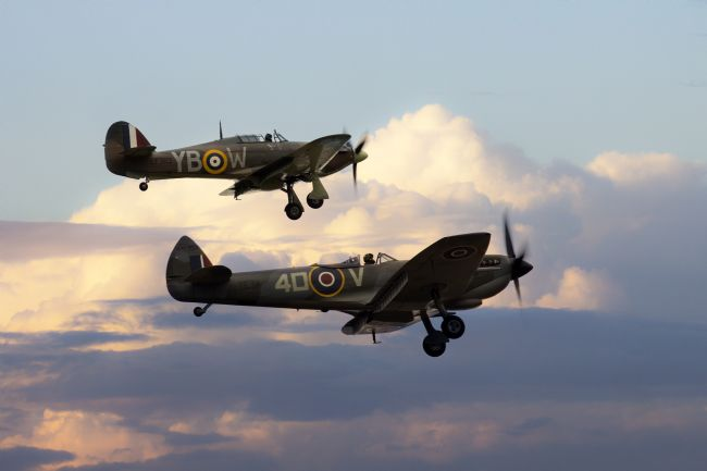 James Biggadike | BBMF Fighters