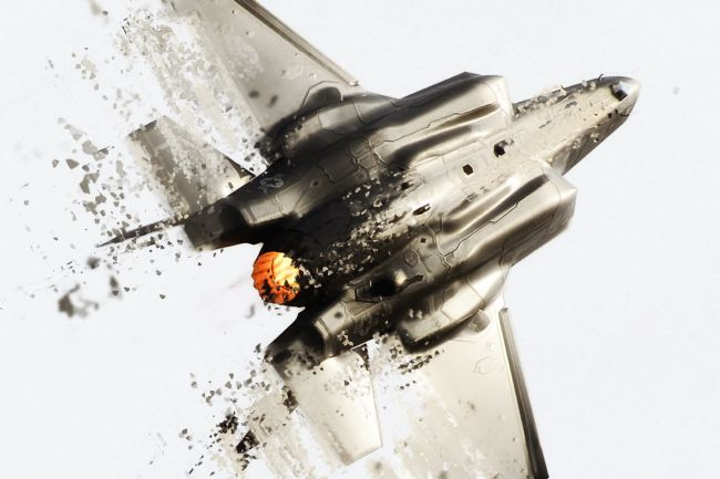 James Biggadike | F-35 Lightning II - Shatter