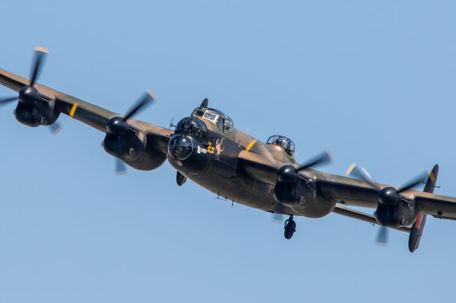 James Biggadike | Lancaster Bomber L-Leader