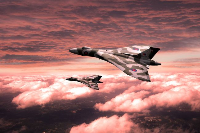 James Biggadike | Vulcan Formation