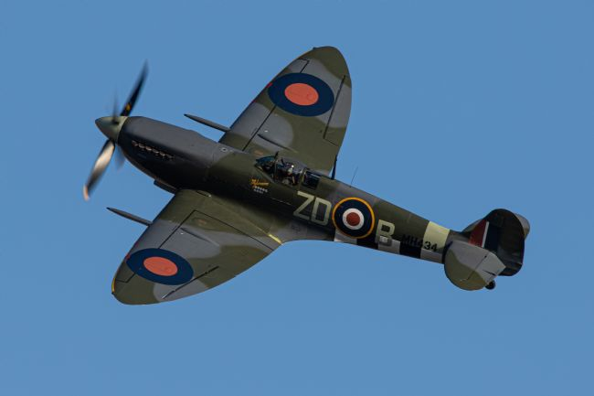 Airpower Art | Spitfire Mk.IX MH434