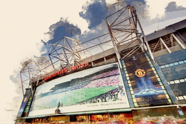James Biggadike | Old Trafford