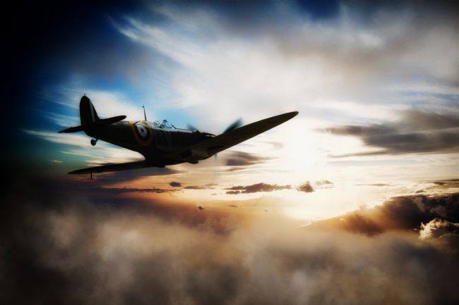 Airpower Art | Spitfire Dream