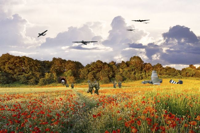 Airpower Art | Battle Of Normandy