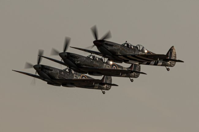 Airpower Art | Spitfires