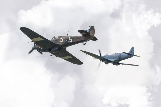 James Biggadike | BBMF Pair