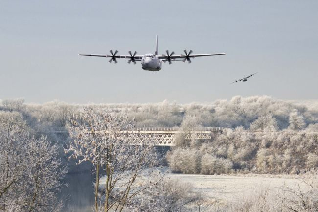 James Biggadike | C-130 Winter