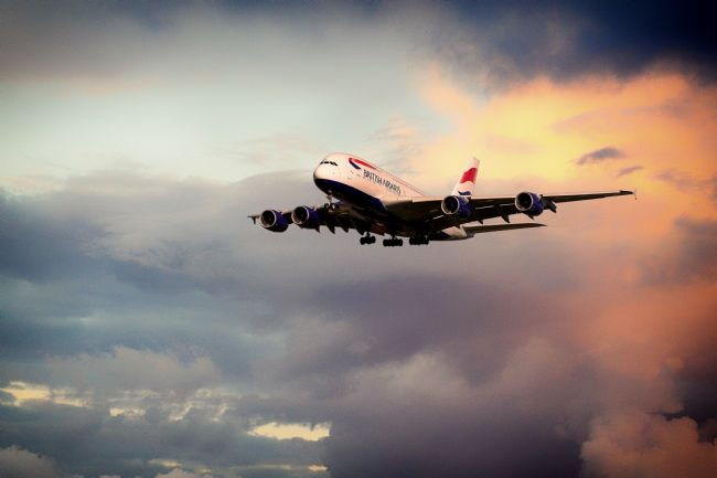 James Biggadike | British Airways A380
