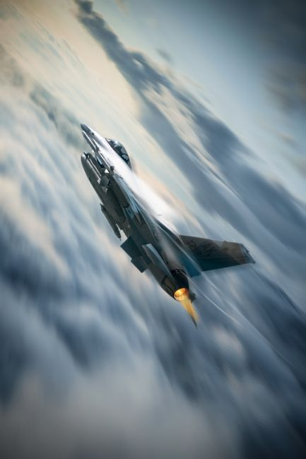 Airpower Art | F-16 Fighting Falcon