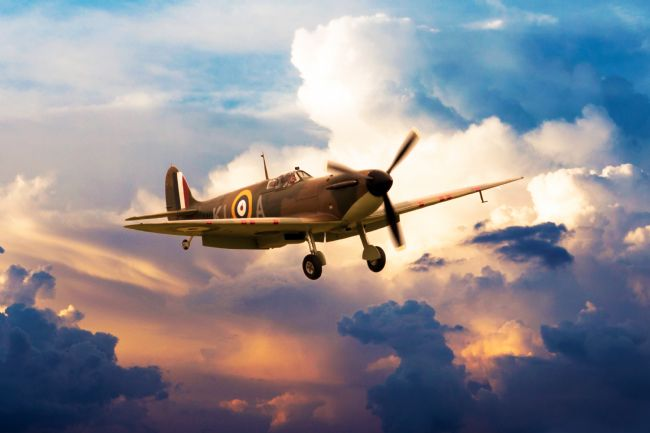 James Biggadike | Supermarine Spitfire MkI G-CGUK