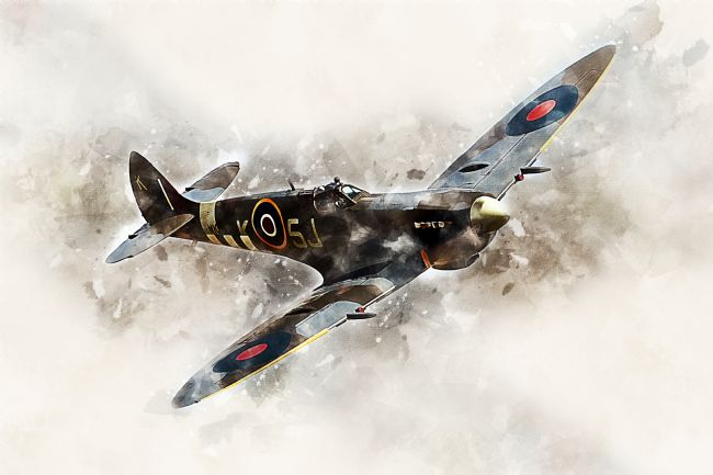 James Biggadike | Spitfire - Painting