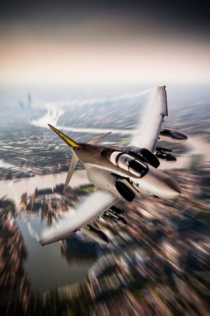 Airpower Art | Phantom City