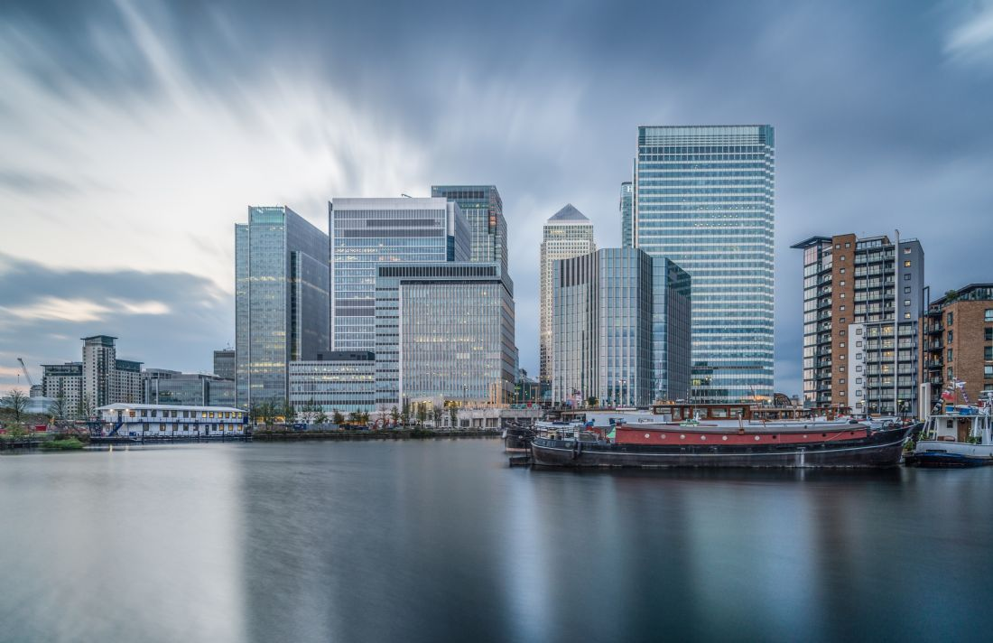 Christine Fitzgerald | Canary Wharf, London