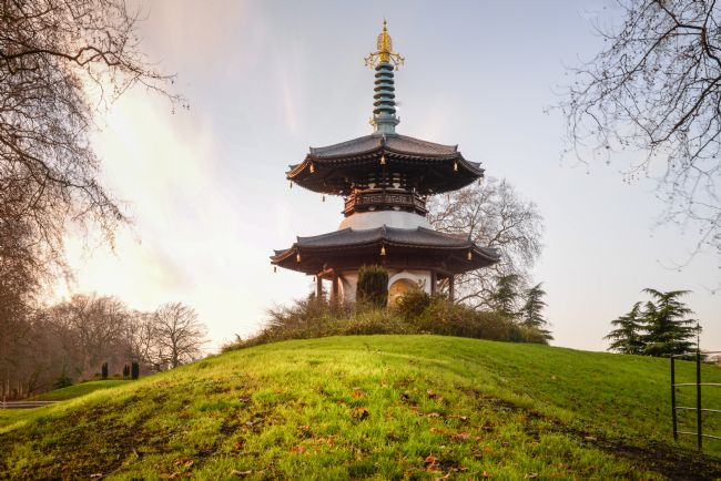 Christine Fitzgerald | London Peace Pagoda