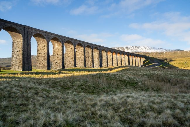 Christine Fitzgerald | Ribblehead Viaduct