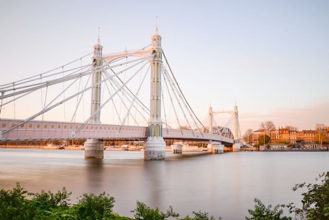 Christine Fitzgerald | The Albert Bridge