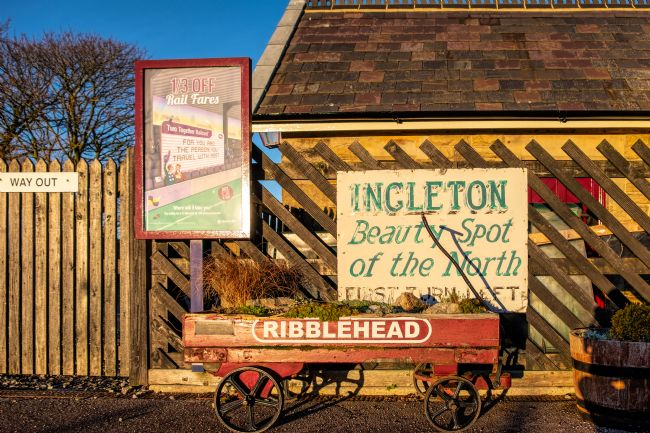 Christine Fitzgerald | Ingleston - Beauty Spot Of The North