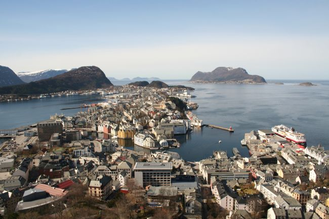 Elvia Worrall | Ålesund, Norway