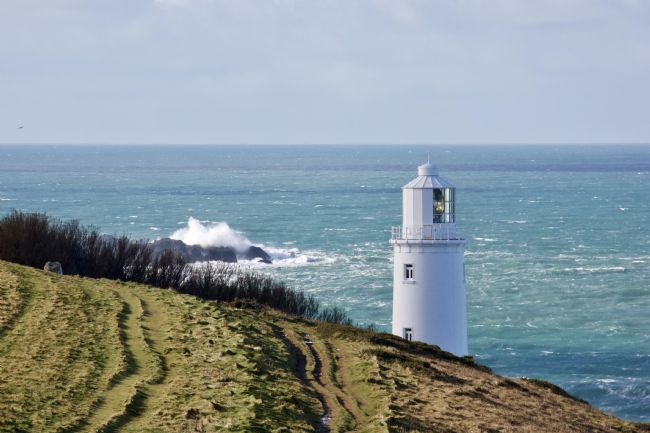 Elvia Worrall | Trevose Head Lighthouse Cornwall