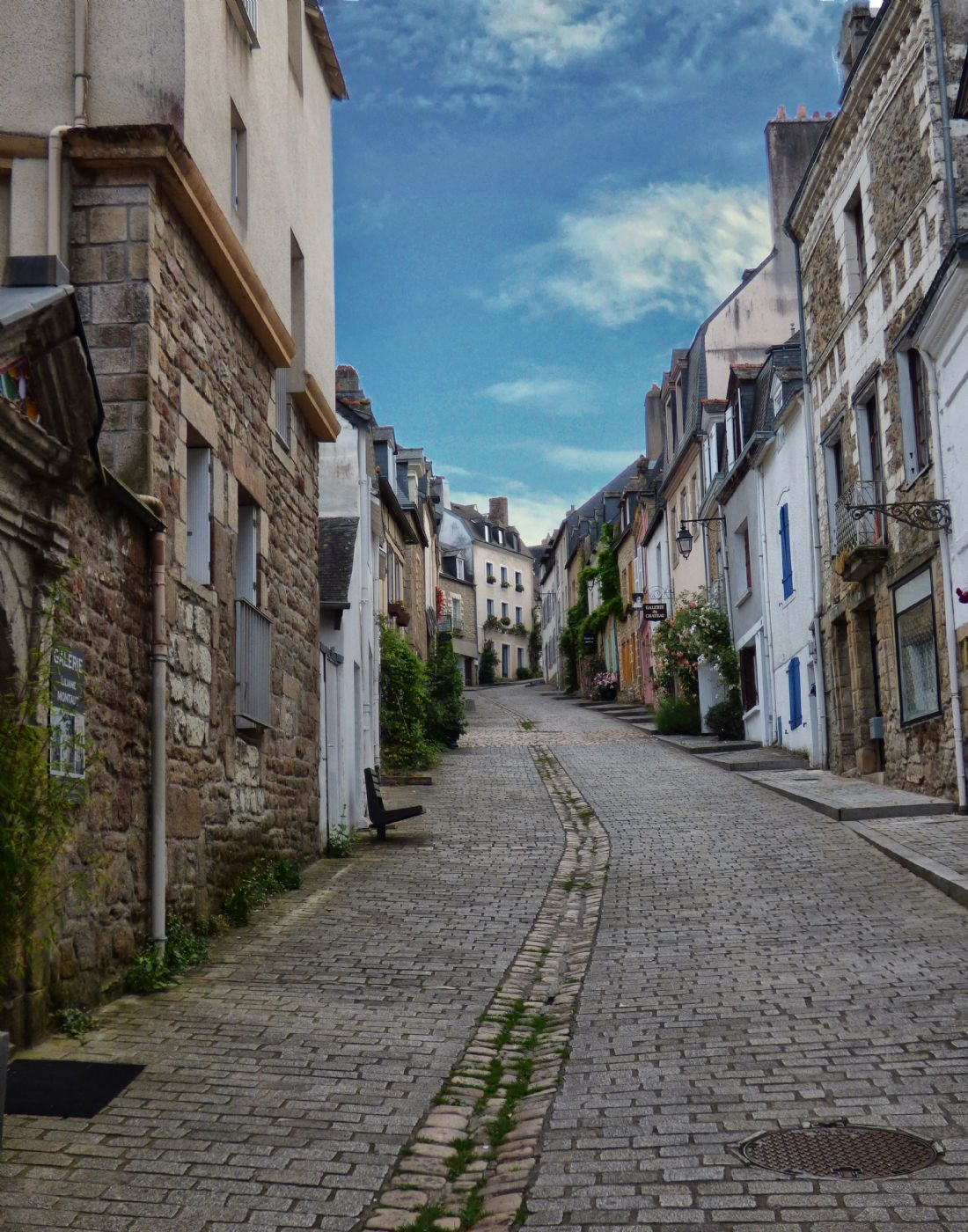 Lynn Bolt | The Path to Auray Brittany