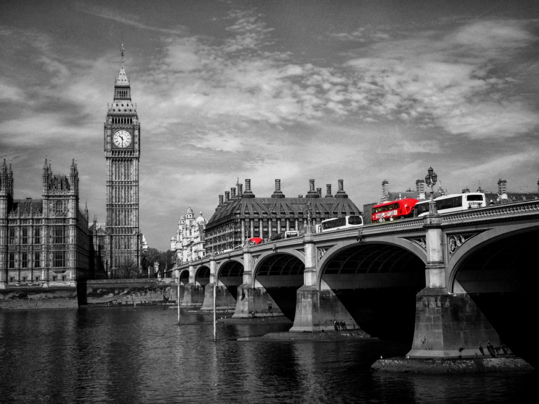 Lynn Bolt | Westminster Bridge and Big Ben