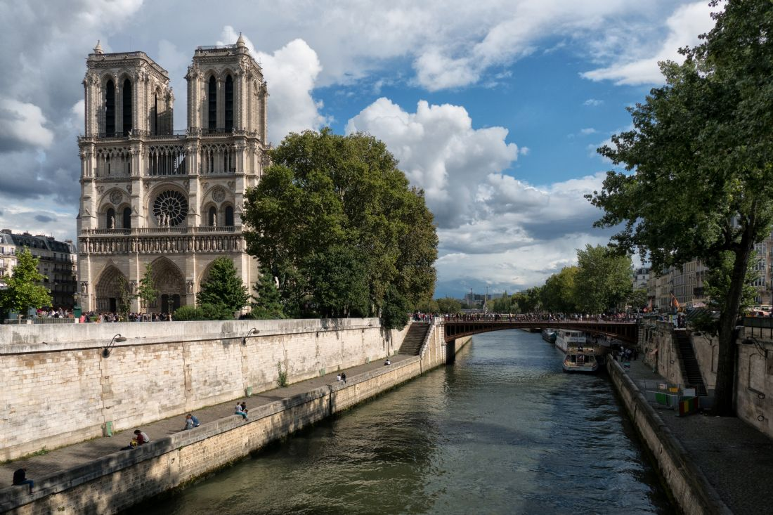 Lynn Bolt | Notre Dame Cathedral Paris