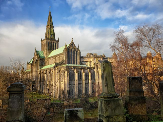 Lynn Bolt | Glasgow Cathedral