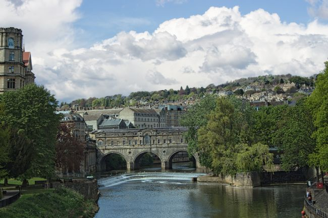 Lynn Bolt | Pulteney Bridge Bath