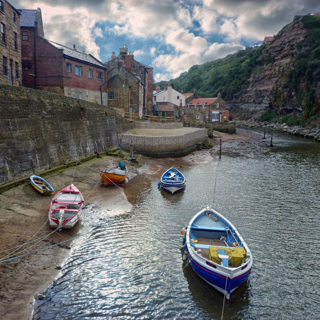Lynn Bolt | Staithes North Yorkshire