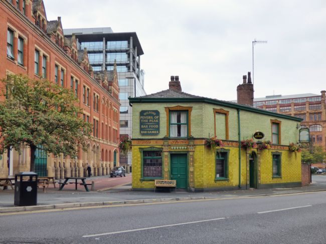 Lynn Bolt | Peveril of the Peak Manchester