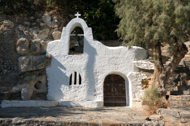 Lynn Bolt | Fishermans Church Agios Nikolaos Crete