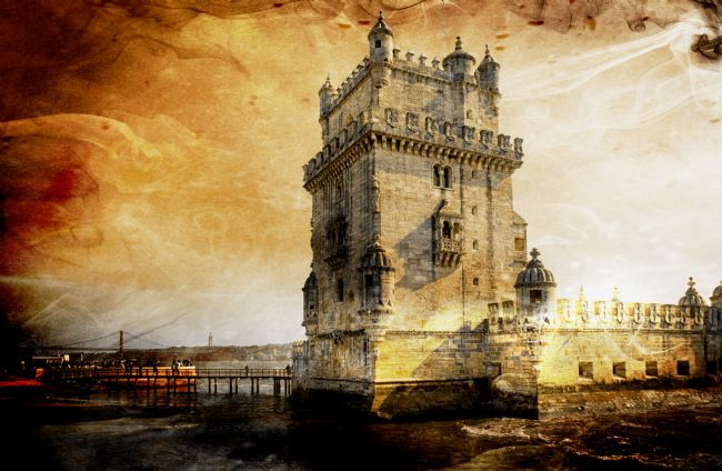 Lynn Bolt | Belem Tower Lisbon