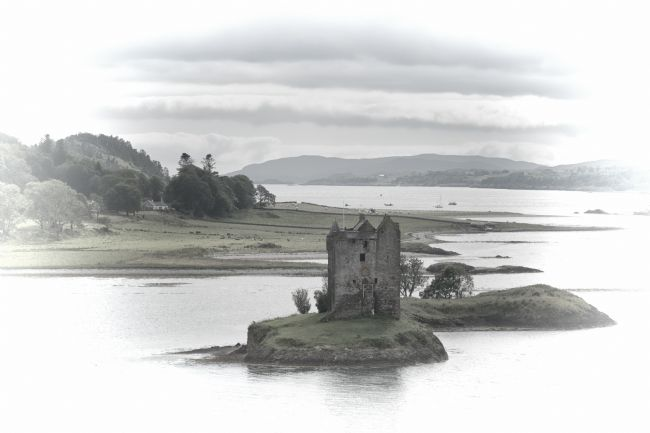 Lynn Bolt | Castle Stalker Argyll and Bute