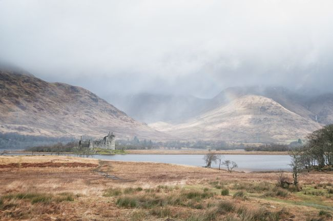 Lynn Bolt | Loch Awe in the Mist