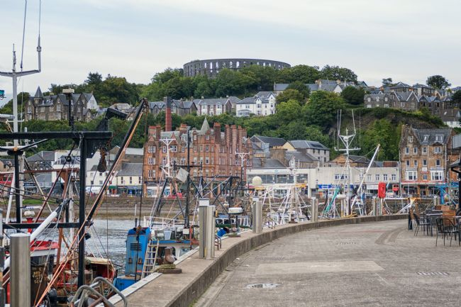 Lynn Bolt | Oban Harbour