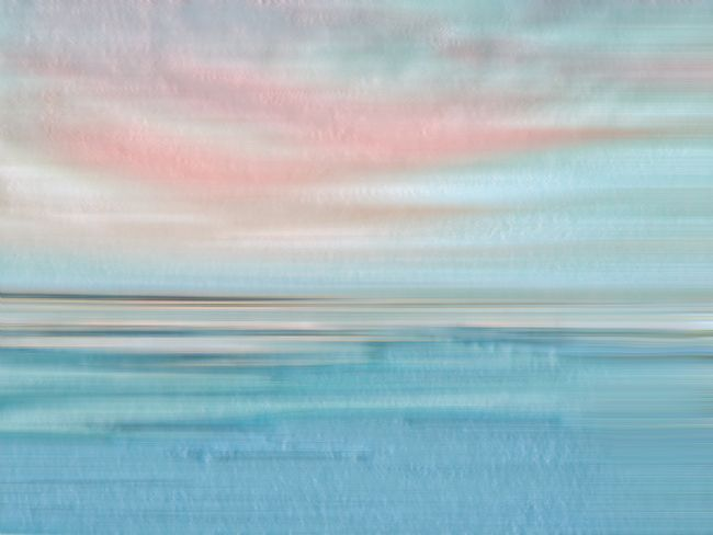 Lynn Bolt | Abstract Seascape