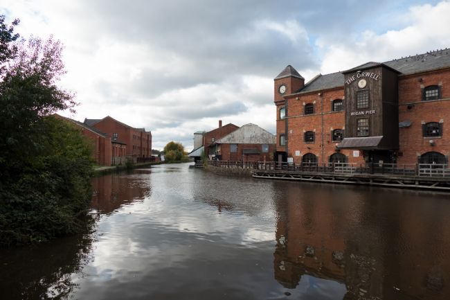 Lynn Bolt | The Orwell Wigan Pier