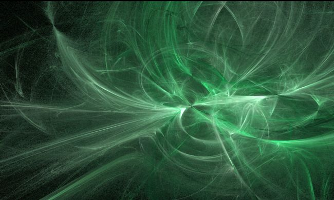 Lynn Bolt |  Green Fairy Fractal