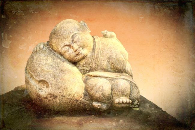 Lynn Bolt | Sleeping Buddha