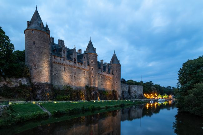 Michael Greaves | Chateau de Josselin