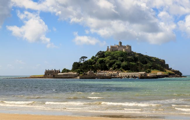 Michael Greaves | St Michaels Mount