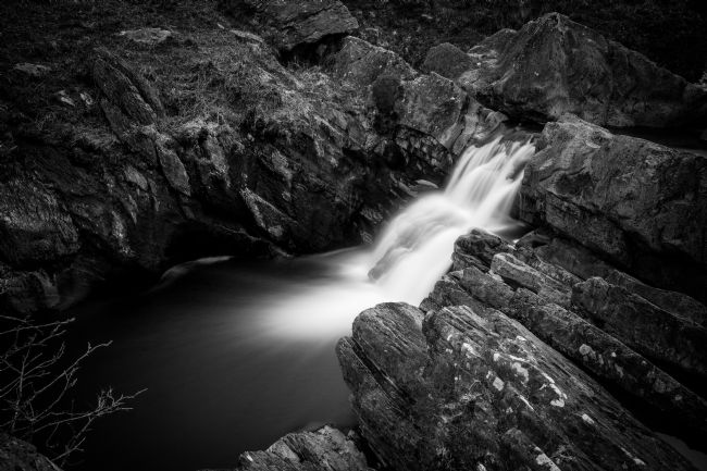Michael Greaves | Waterfall