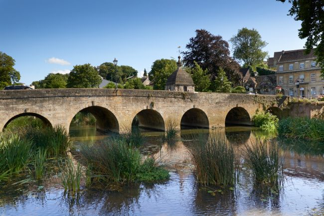 Chris Chard | The Town bridge at Bradford on Avon