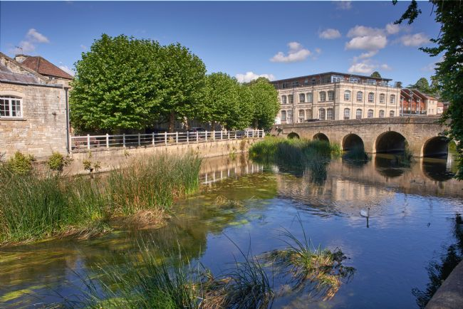 Chris Chard | The River Avon at Bradford on Avon