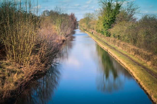 Warren Byrne | Birmingham and Fazeley Canal