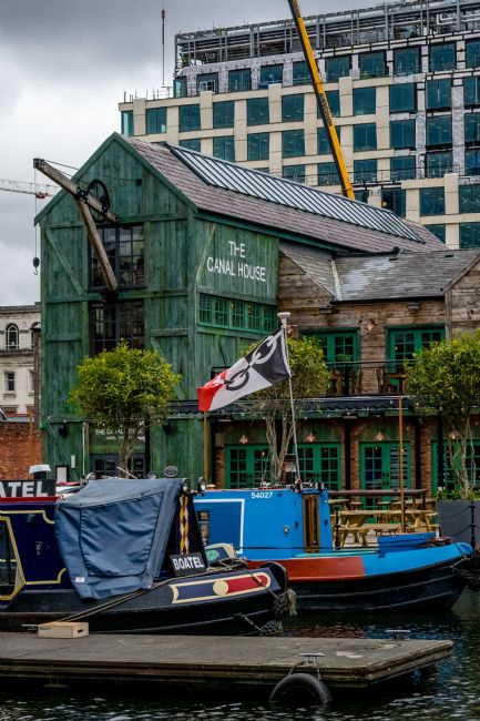 Warren Byrne | The Canal House, Birmingham