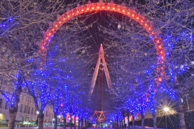 Warren Byrne | The London Eye